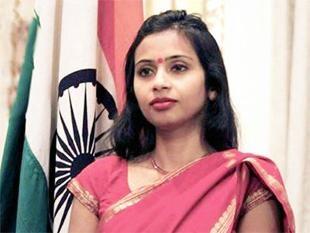 Devyani Khobragade, Indian diplomat