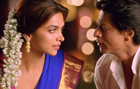 Deepika-Sharukh  in 'Chennai Express'