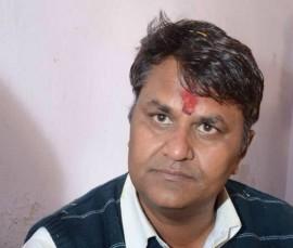 Vinod Binny, AAP MLA