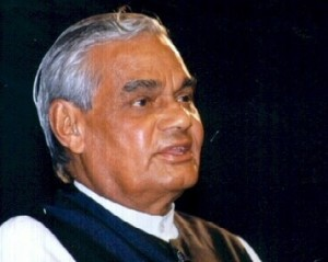 AB Vajpayee, Former PM