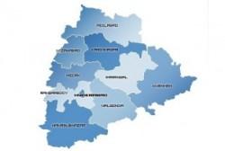 Proposed Telangana. state