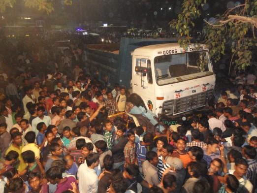 Khandagiri accident