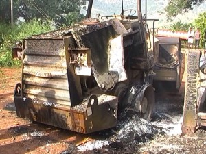 Maoist violence