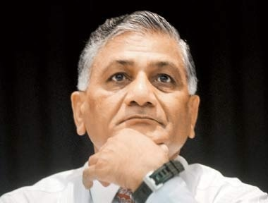 VK Singh, Former Army Chief