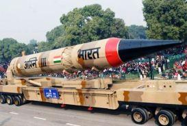 Agni-III Missile