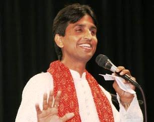 Kumar Vishwas, AAP Leader