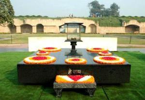 Raj Ghat, Mahatma Gandhi Samadhi
