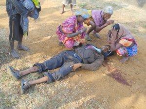 maoist killing