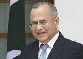 Salman Bashir, Outgoing Pak envoy