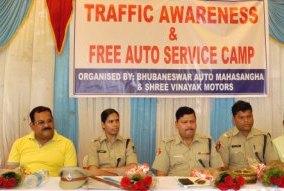 traffic awareness programme