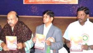 Soumya Ranjan in Puri Journo function