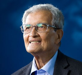 Amartya Sen (pic : the guardian.com)