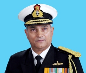 Anurag G Thapliyal, Coast Guard chief