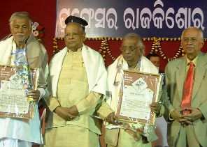 JB at BBSR Book Fair