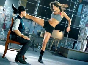 AAmir & Katrina in Dhoom 3