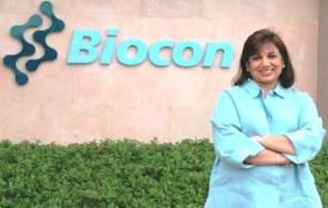 Kiran Muzumdar Biocon