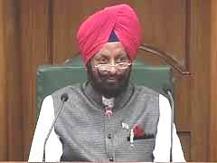 MS Dhir, Delhi Assembly Speaker