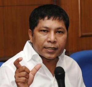 Mukul Sangma, CM, Mehgalaya