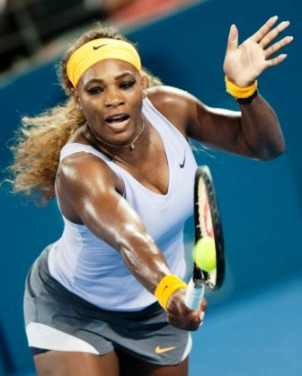 Serena Williams ( U.S. )/ IANS