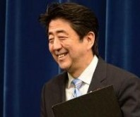 Japanese PM Sinzo Abe