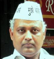 Somnath Bharti, Law Minister, Delhi