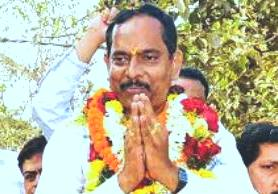 Anant Jena : Second Term