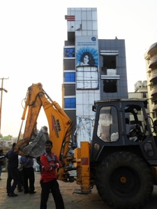 bda demolition