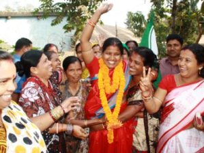 BJD's Bhanupriya Das : Winner, Ward-34