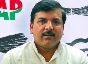 Sanjay Singh, AAP leader