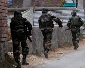 Kashmir Gunfight