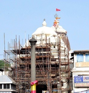Puri Jagannath temple repair