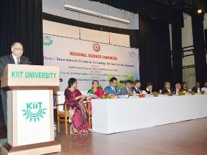 Regional Science Congress at KIIT