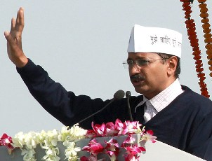 Arvind Kejriwal ( source: financialexpress.com)