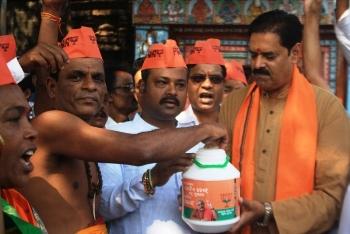 BJP PAKHYARU GOTIE VOTE GOTIE NOTE RA SOBHAJATRA BBSR RU AARAMBHA (3)