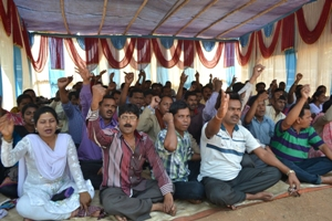 DHARANA NIKHILA ODISHA NCPL KARMACHARI SANGHA AT LOWER PMG (3)