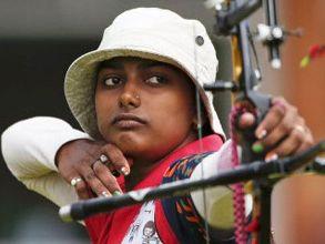 Deepika Kumari ( pic: gurgaonheadlines.com)