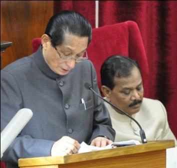 Governor's speech