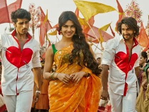 A scene from 'Gunday'