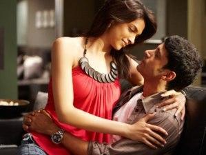 Deepika with Farhan