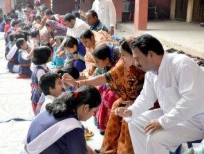 Matru Pitru Pujan Diwas celebrations in Bhubaneswar