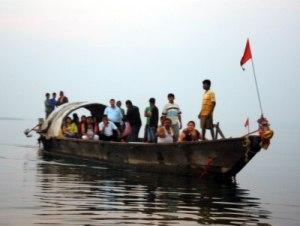Sambalpur Boat Mishap