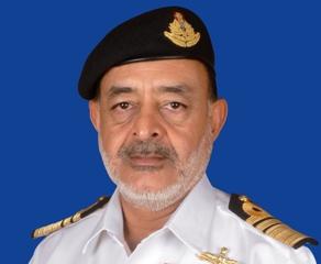 Vice Admiral DK Joshi