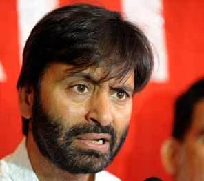 Yasin Malik, JKLF Chief