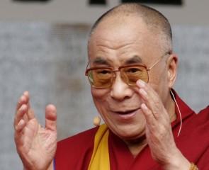 Dalai Lama (pic source: todayifoundout.com)