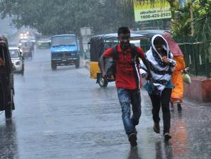 rains in bhubaneswar