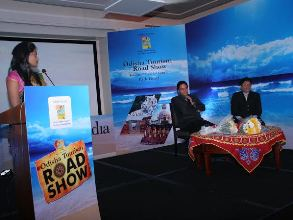 Odisha Tourism's Road Show in Chennai