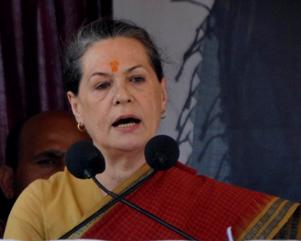 Sonia Gandhi (Photo: IANS)