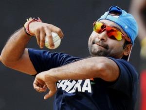 Amit Mishra ( pic courtesy : sportskeeda.com)