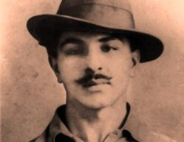 Original photo of Bhagat Singh ( pic source: unitedpunjab.co.uk)