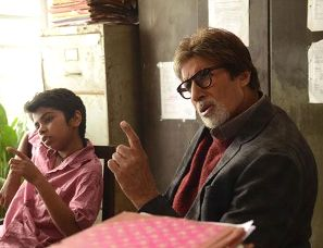 Amitabh bachchan in 'Bhootnath Returns'